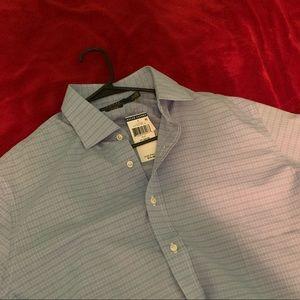 NEW Ralph Lauren Polo Mens Dress Shirt s 17/34/35